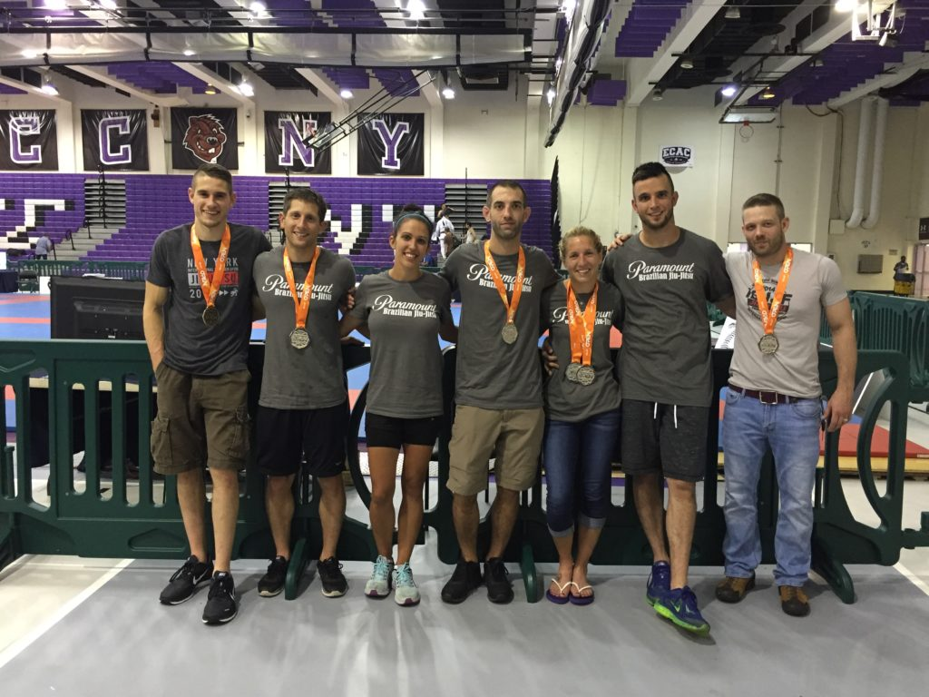 2016 NY Summer Competition Team