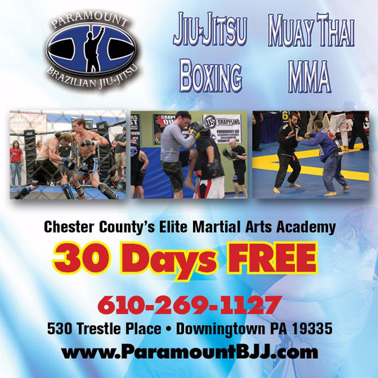 Brazilian Jiu Jitsu Downingtown