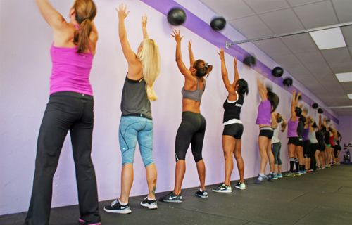 fitness women downingtown