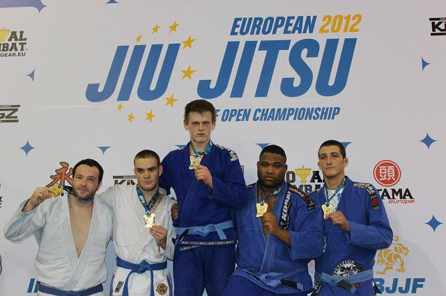 Paramount BJJ Helps USA Win in Europe - Team Paramount Live